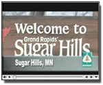 photo: Screen capture of Sugar Hill Forest Legacy video