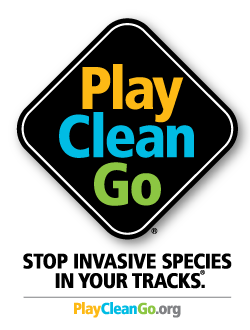 PlayCleanGo brand mark and signature