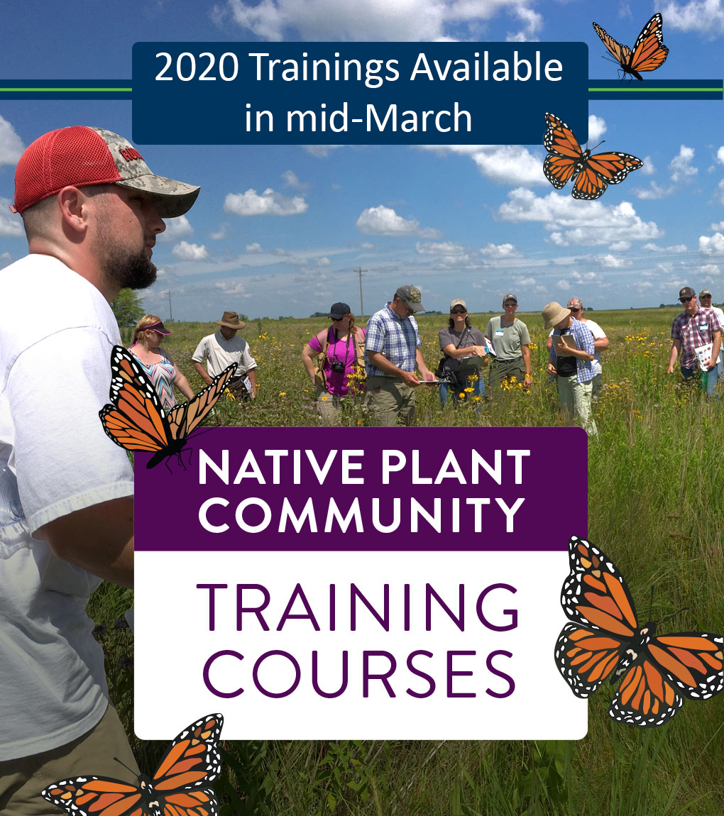 link to information on upcoming NPC training sessions
