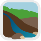 WHAF geomorphology icon