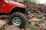 No Show Rock Crawl