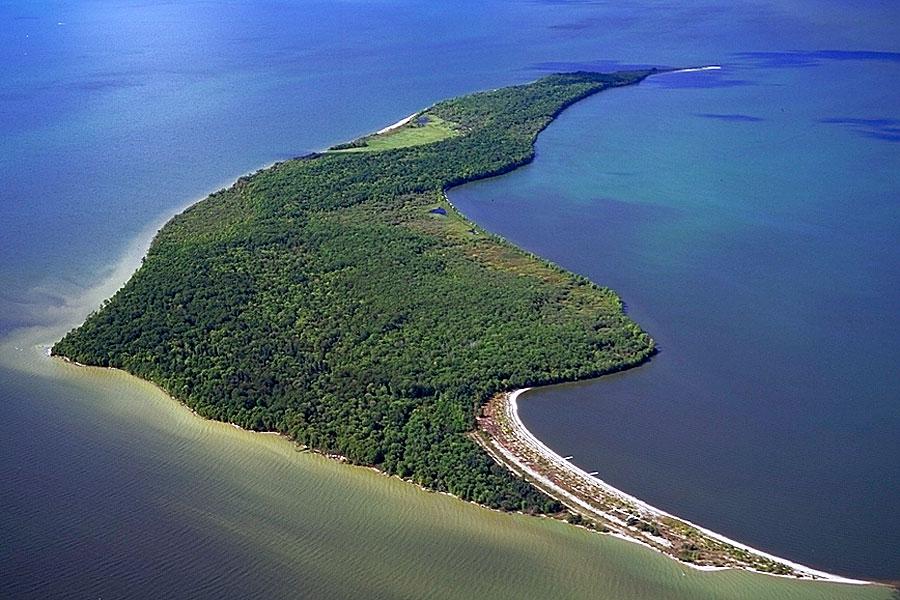 Wonderful Garden Island State Recreation Area .