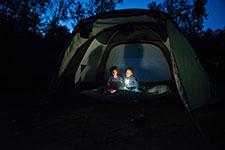 I Can Camp! logo