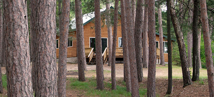 Photo of Black Bear Guesthouse at La Salle Lake State Recreation Area