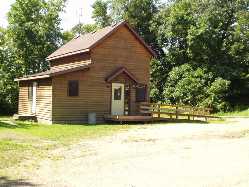 Photo of the Fort Ridgely State Park Farmhouse
