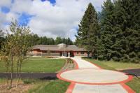visitor center complete