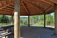 visitor center pavillion