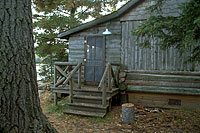 Photo of the Tettegouche Camp at Tettegouche State Park