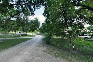 Photo of the Meadowbrook Campground.