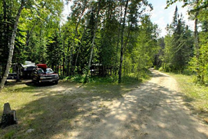 Photo of Birch Campground, an ideal campground for those camping with a tent or a small camper.