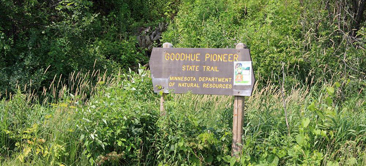 Goodhue Pioneer State Trail