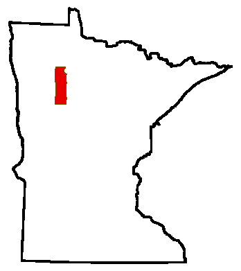 clearwater county and Red Lake Reservation