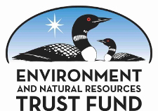 Loon logo for the Environmental and Natural Resources Trust Fund