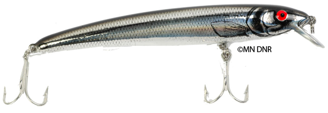 crankbait, a type of plug
