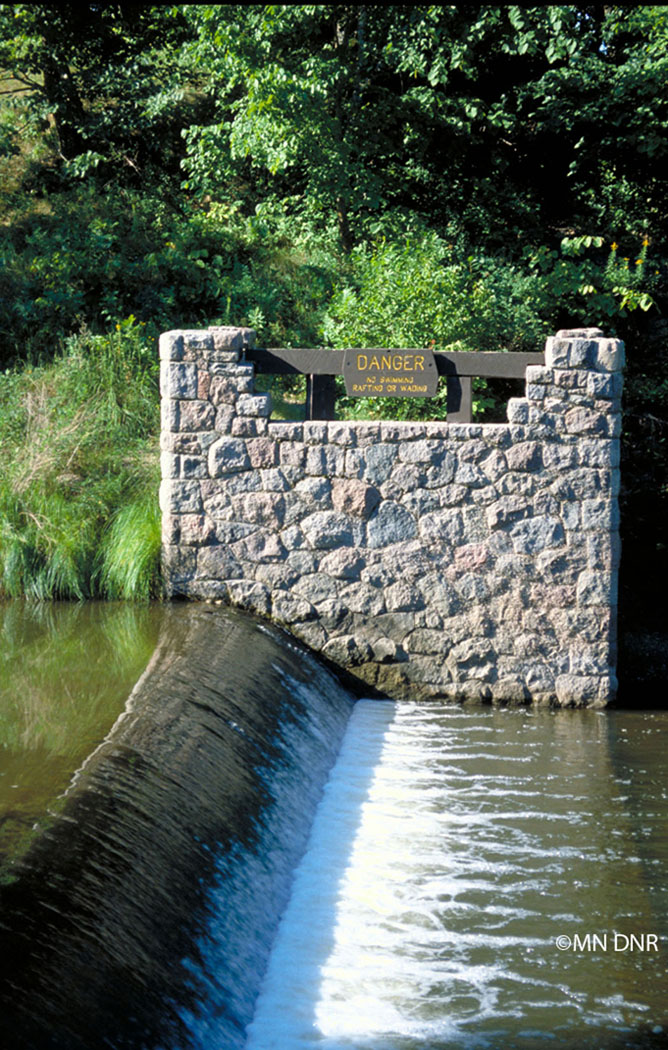 Low-head Dam
