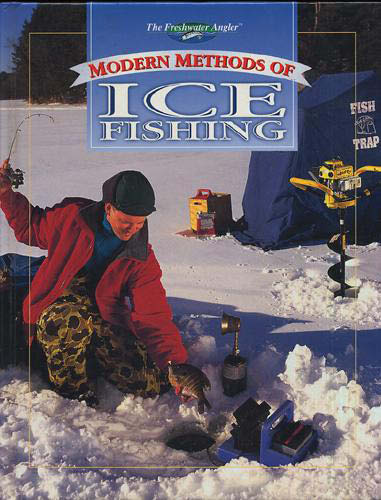 Modern Methods of Ice Fishing cover