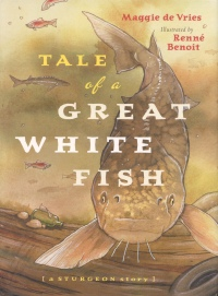 Tale of a Great White Fish cover