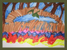 photo: students art work