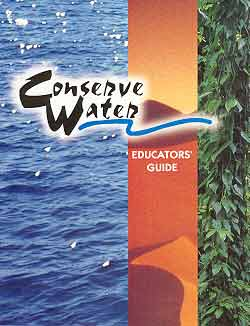 Conserve Water Educators' Guide image