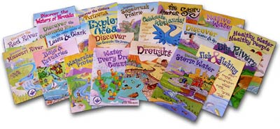 KiDS (Kids in Discovery Series) Activity Booklets image