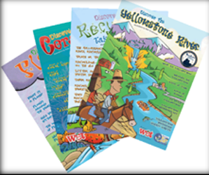 Project Wet activity books