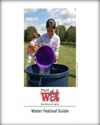 water festival guide cover