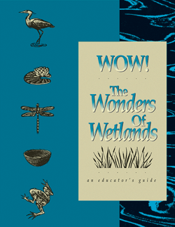 Wonders of Wetlands cover
