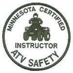 Minnesota Certified Instructor ATV Safety