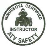 Minnesota Certified Instructor ATV Safety