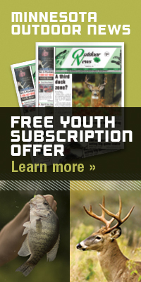 Outdoor News Magazine special for youth