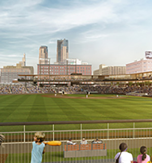 photo of CHS Field