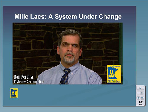 View Mille Lacs: A System Under Change