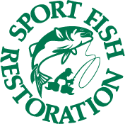 Sport Fishing Restoration logo