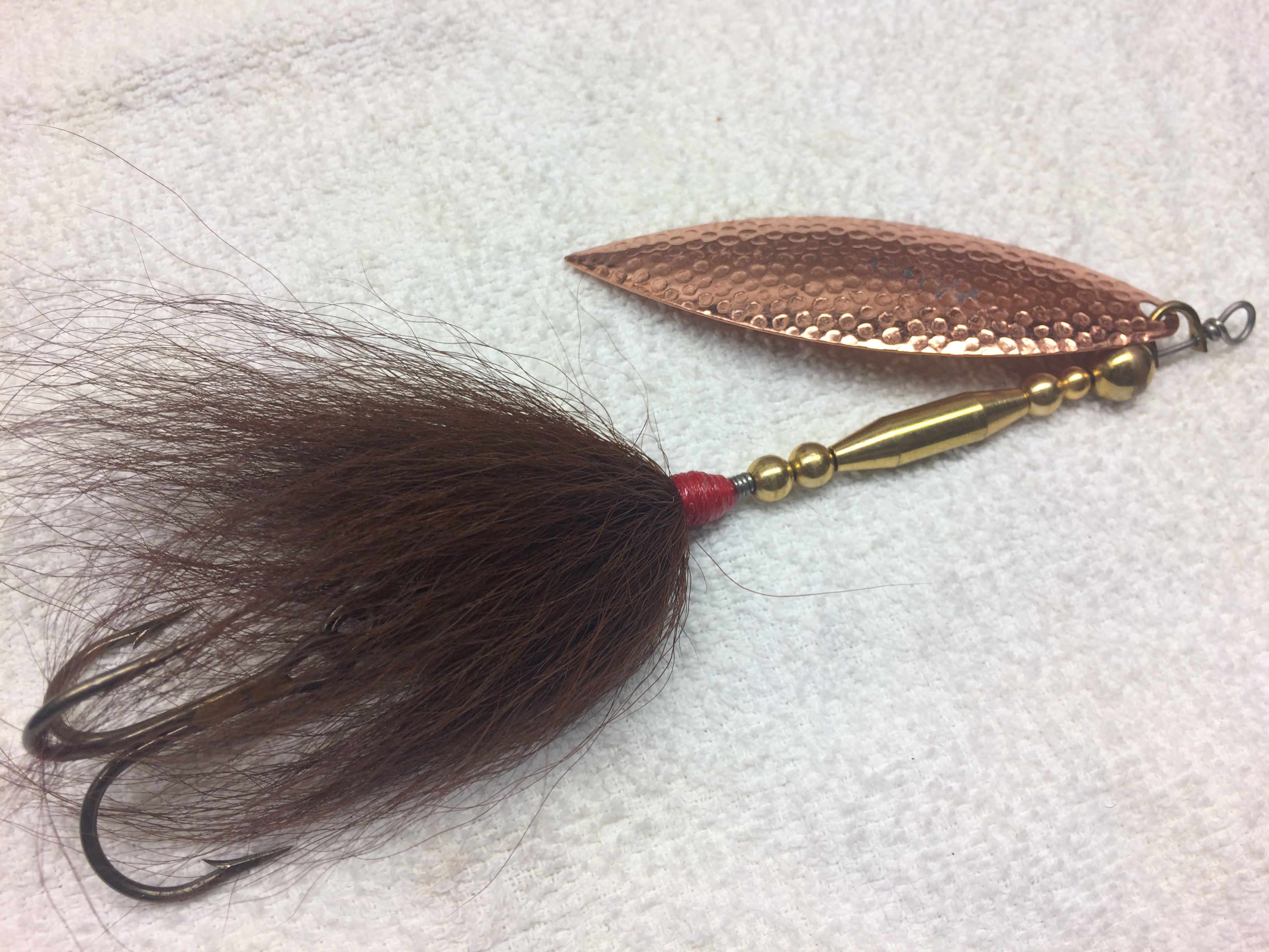 Photo of a bucktail