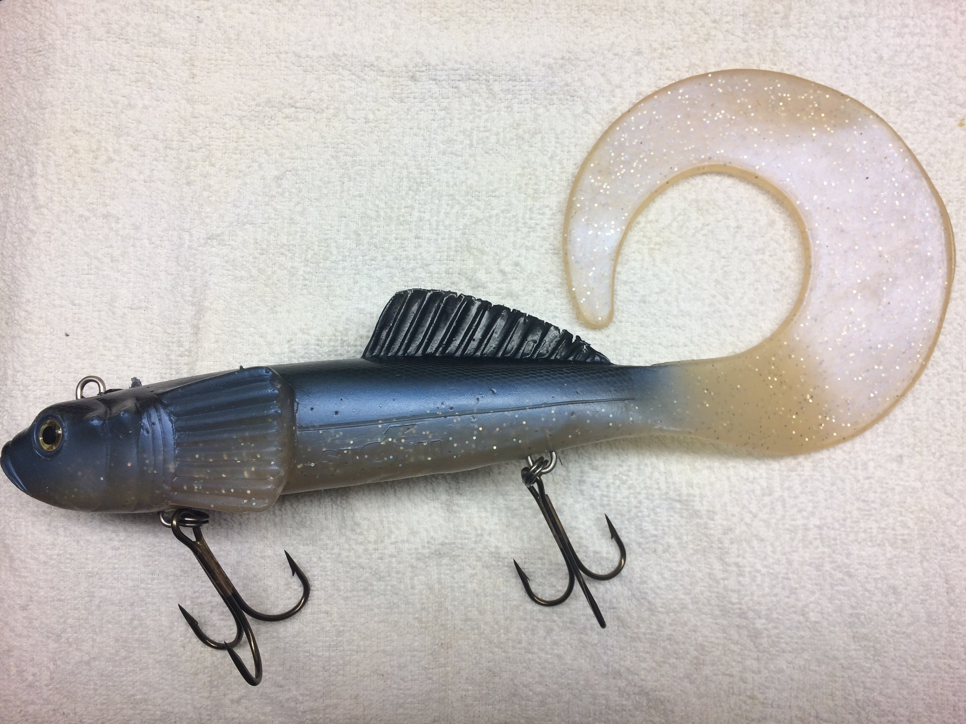 Photo of a swim bait