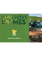 Minnesota Biomes poster