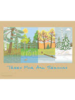 Trees for all seasons poster