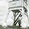Jasper Lake lookout station.