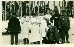 photo: Logging camps Cooks