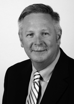photo: Forrest Boe, Division of Forestry Director, 2012- present