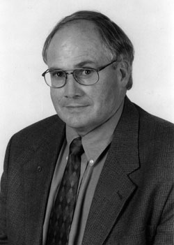photo: Division of Forestry Director Michael R. Carroll, 2001-2005