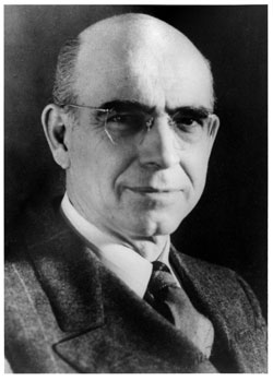 photo: Division of Forestry Director Henry G. Weber 1939-1948