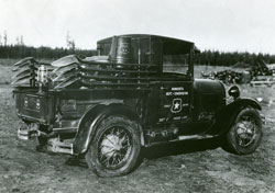 image: Fire Fighting truck
