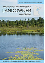 St. Louis Moraines and Tamarack Lowlands book cover