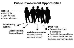 public involvement drawing