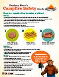 Smokey Bear Campfire checklist