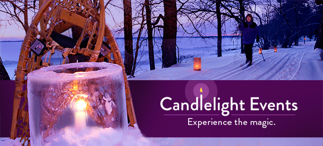 Candelight events. Experience the magic.