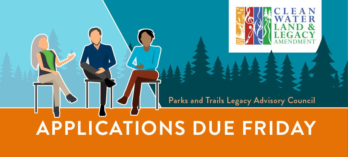 Parks and Trails Legacy Advisory Committee seeks applicants