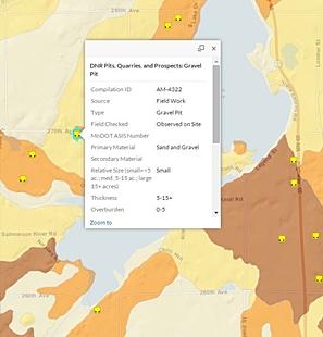 Aggregate web map image