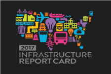 Graphic showing uses of gravel in Minnesota's infrastructure